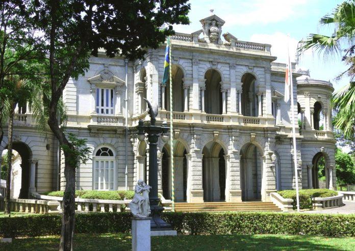 Palácio da Liberdade - O que fazer em Belo Horizonte