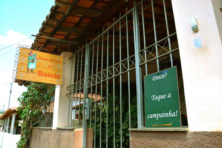 Doce de Leite do Bolota - Tiradentes MG