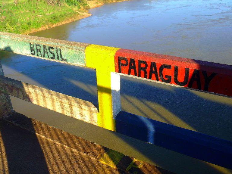 Fronteira Brasil-Paraguai - Compras no Paraguai