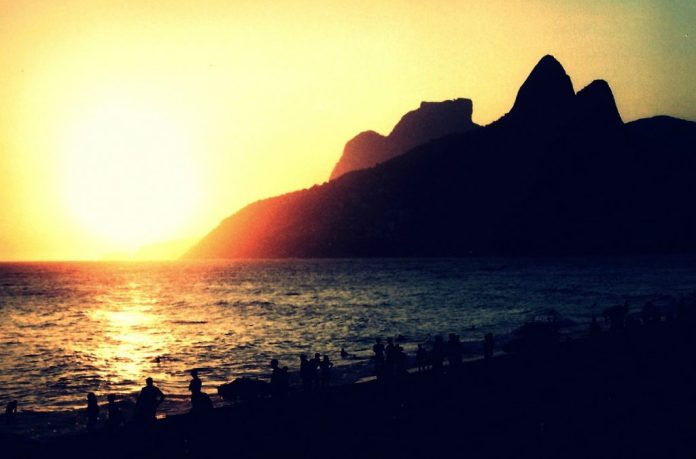 Praias do Rio de Janeiro - Arpoador