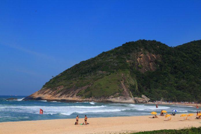Praias do Rio de Janeiro - Grumari