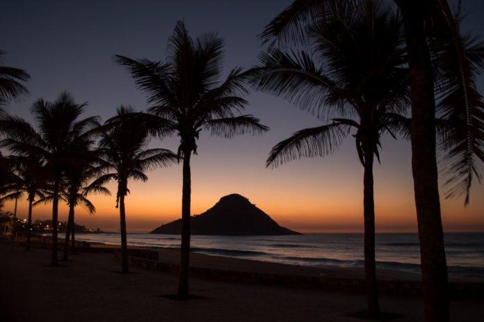 Praias do Rio de Janeiro - Pontal