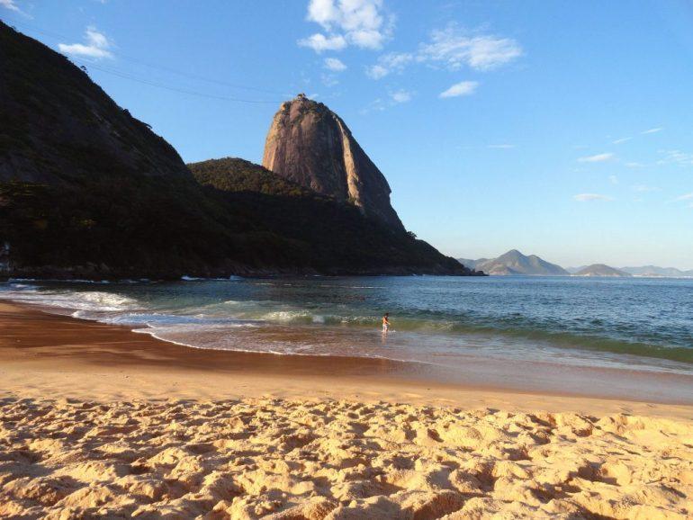 Praias do Rio de Janeiro - Praia Vermelha