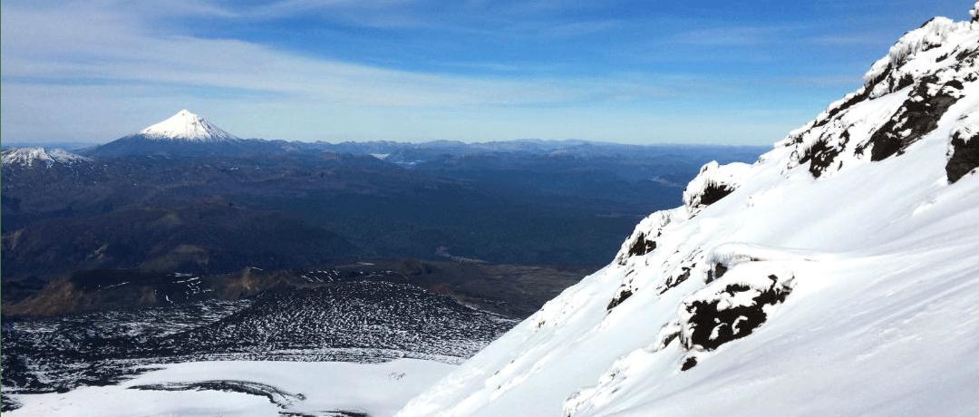 Vulcão Villarica - capa