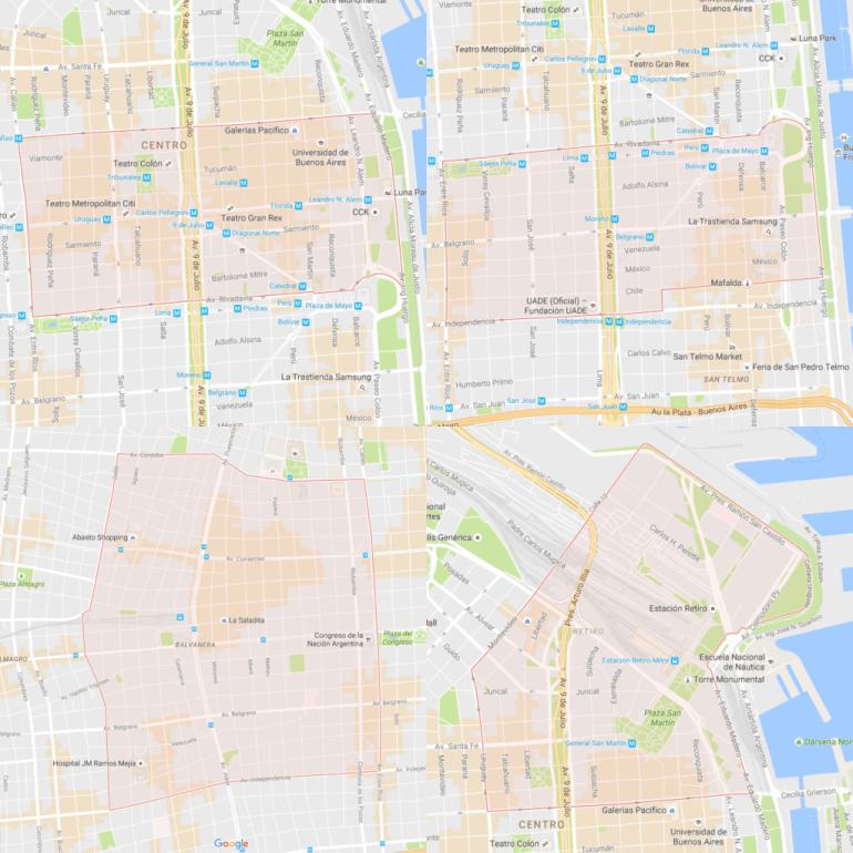 Buenos Aires - Centro