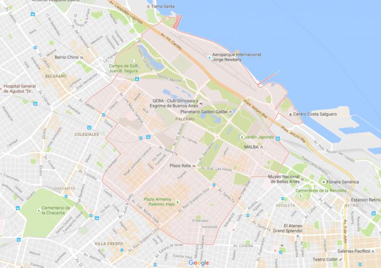 Buenos Aires - Palermo