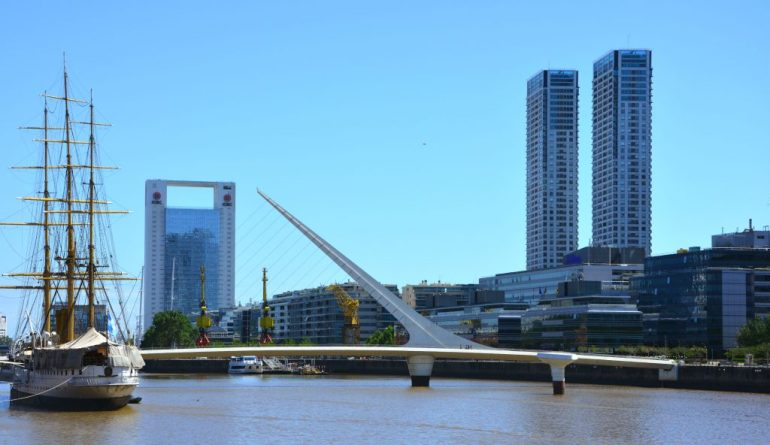 Buenos Aires - Puerto Madero 2