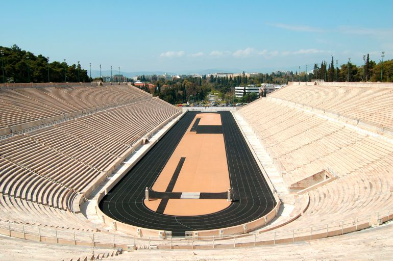 Grécia - Estádio Panatenáico