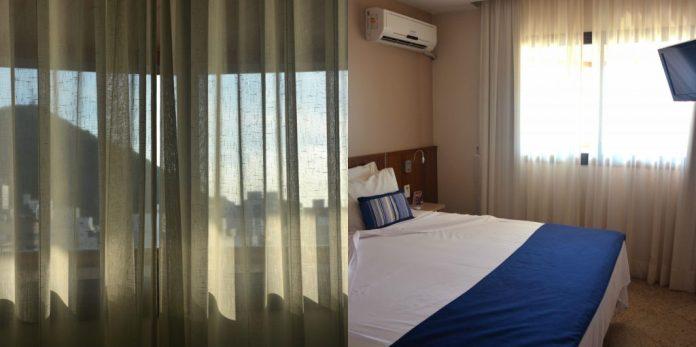 Hotel em Vila Velha - Quarto