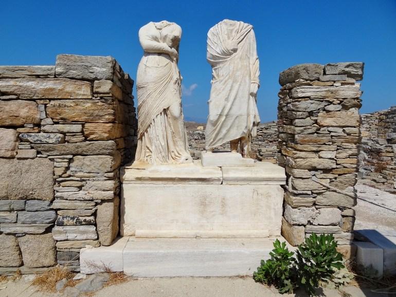 Ilha de Delos - Casa de Cleopatra