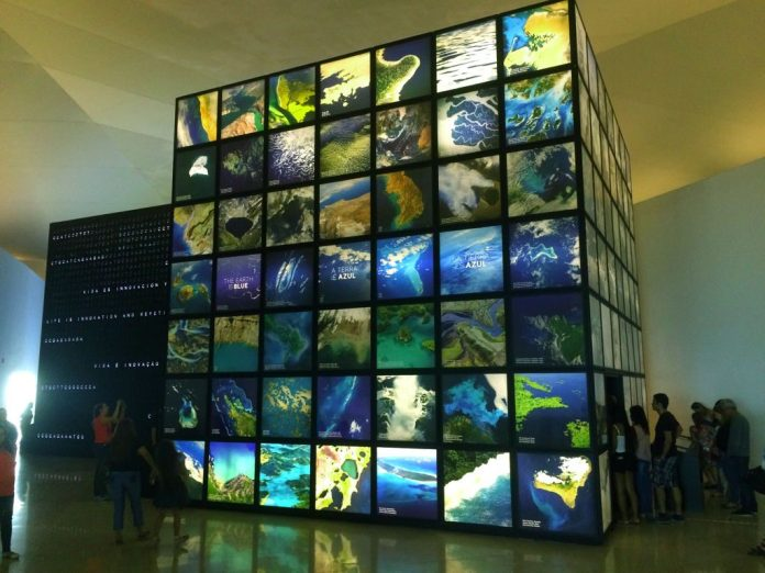 Museu do Amanhã - Exposições