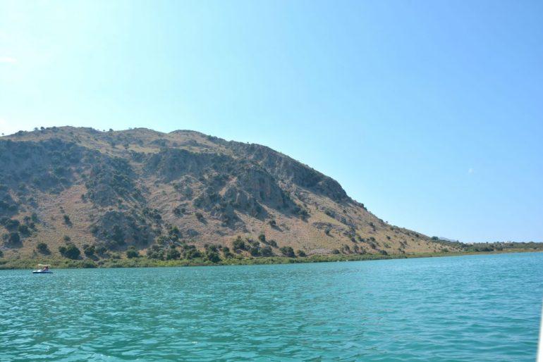 Creta - Lago Kournas
