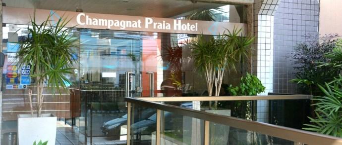 Onde ficar em Vila Velha (Espírito Santo)   Review do Champagnat Praia Hotel