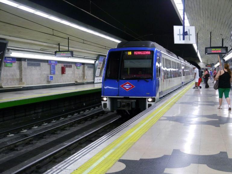 Metrô de Madri - Em operação
