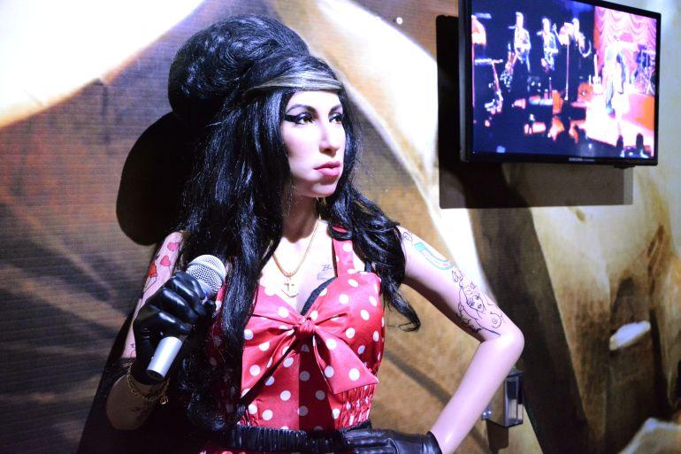 Museu de Cera Gramado - Amy