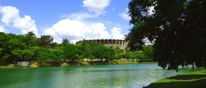Ônibus circular na Pampulha | Ficou fácil visitar o Patrimônio da UNESCO
