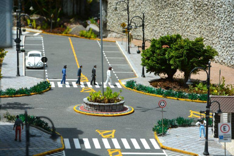 Mini-Mundo - Beatles