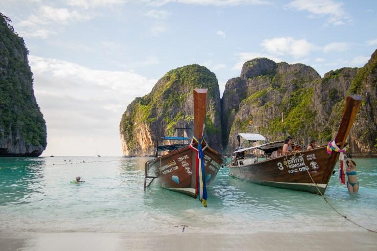 Tailândia-Comportamento-Praia
