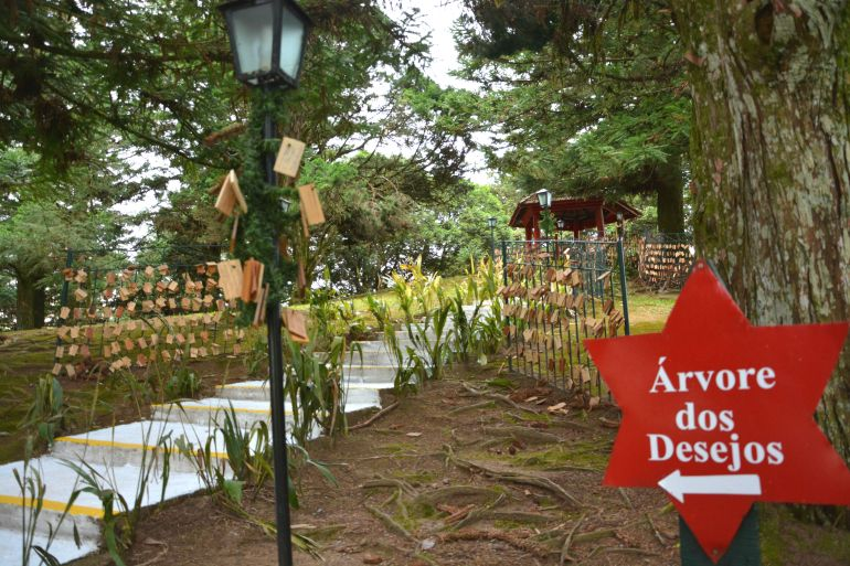 Aldeia do Papai Noel - Árvore dos Desejos