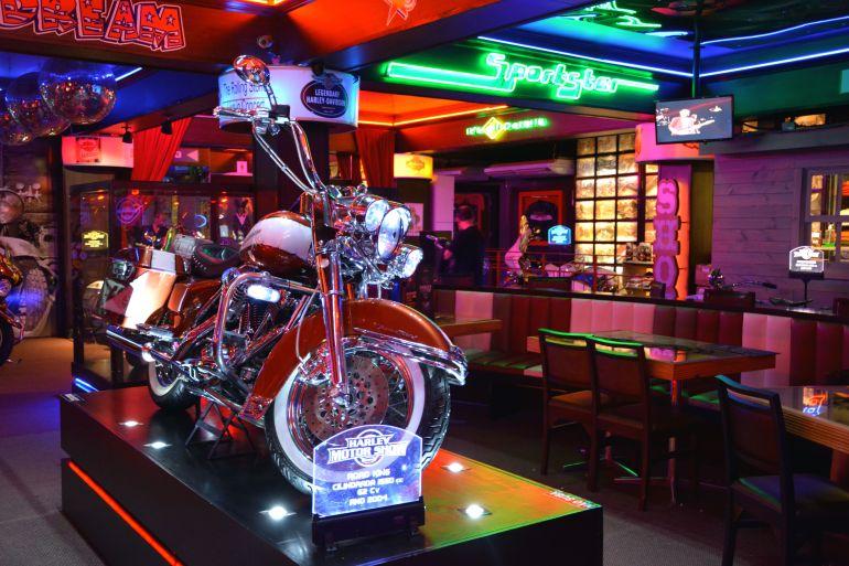 Harley Motor Show - Motos e mais motos