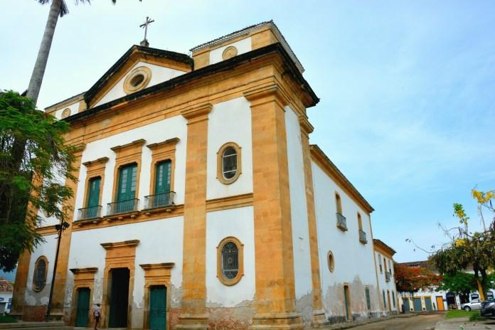 O que fazer em Paraty - Igreja de Nossa Senhora dos Remédios