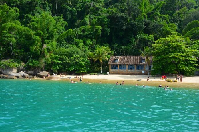 O que fazer em Paraty - Praia da Lula