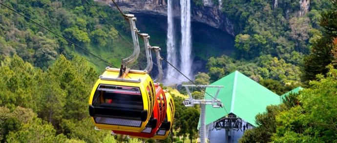 Bondinhos Aéreos | Porque a atração se tornou imperdível em Canela RS