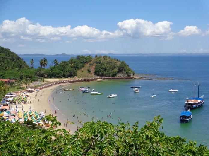 Salvador - Bahia - Ilha dos Frades