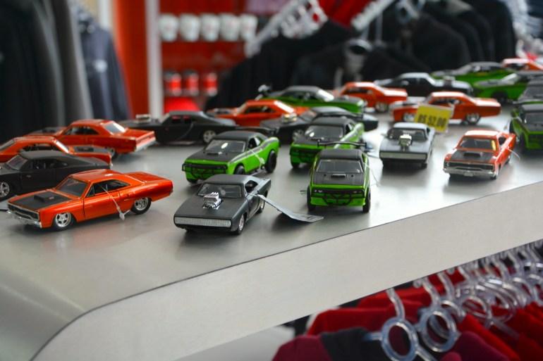 Super Carros - Souvenirs