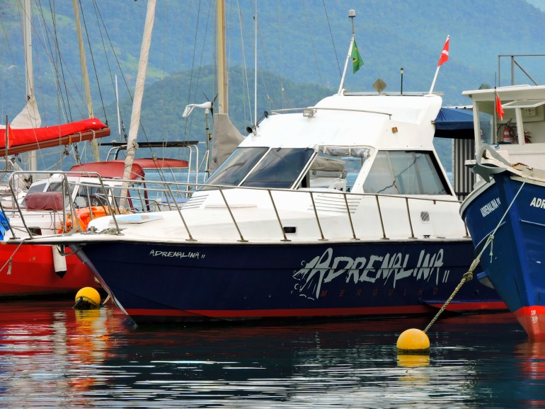 Mergulho em Paraty - 6