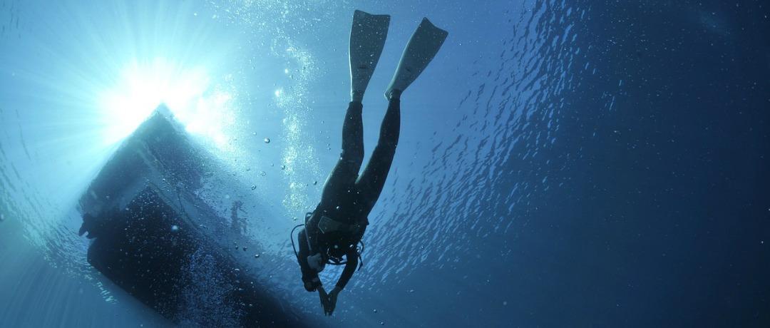 Mergulho em Paraty - Capa