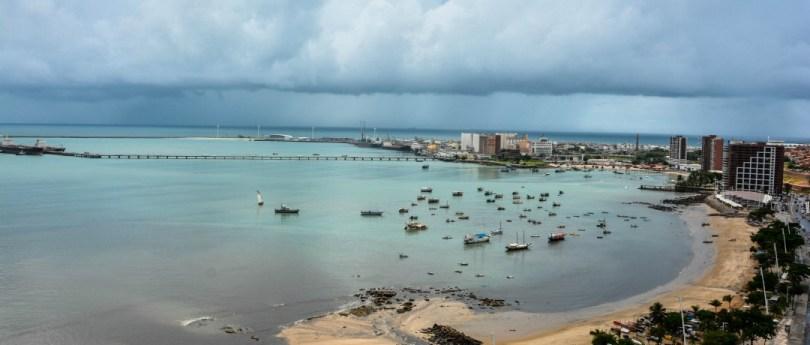 Gran Marquise Hotel   Localização e conforto combinados em Fortaleza