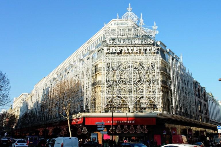 Galerie Lafayette - 1