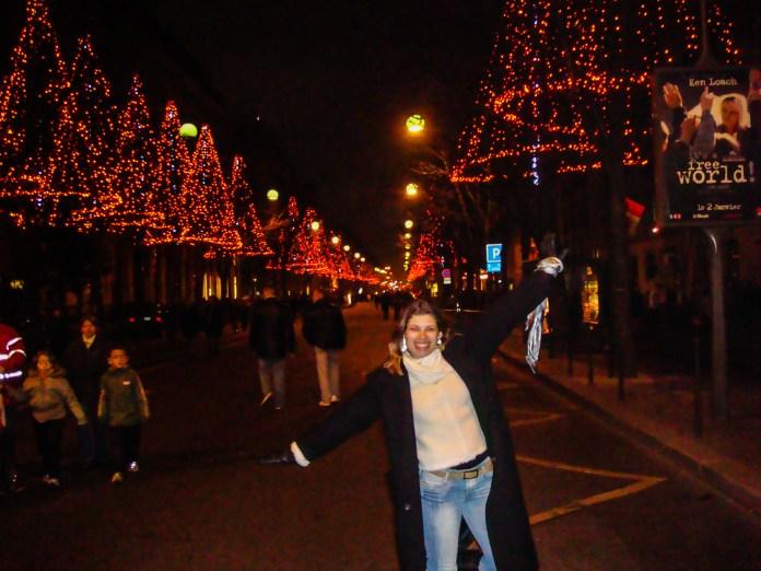 Reveillón na Europa - Paris