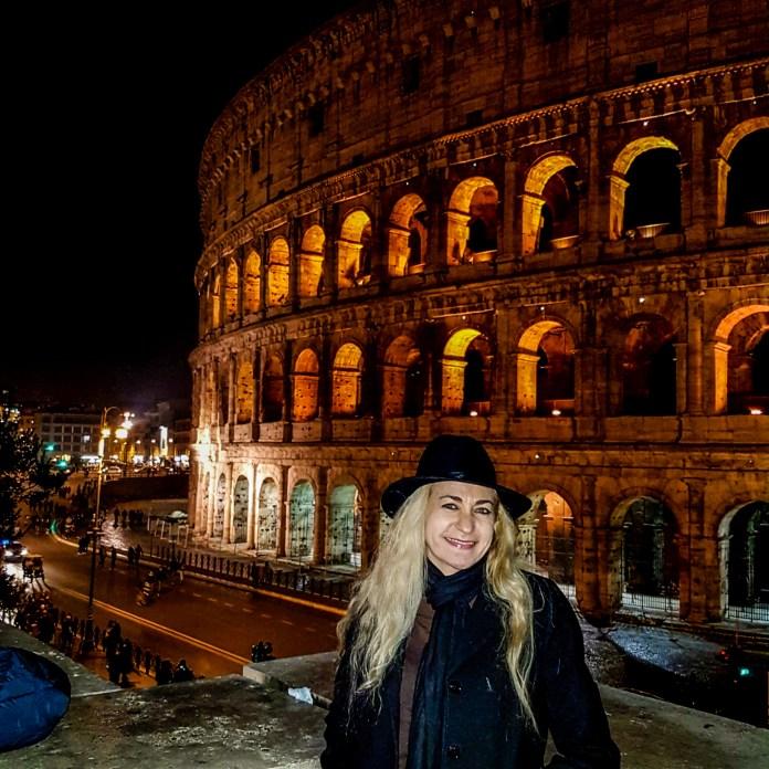 Reveillón na Europa - Roma - 2