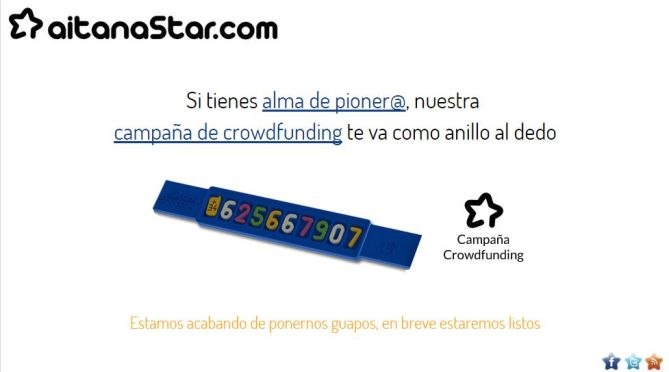 crowdfunding aitanastar