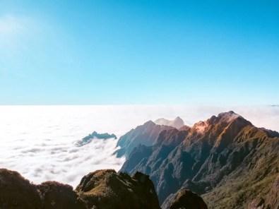 Fansipan hike - Sapa, Vietnam