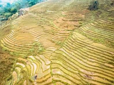 Best Travel Drone - DJI Spark - Sa Pa, Vietnam