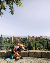 Our Flight Roundtrip from Chicago to Spain - $400!