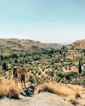Sierra Nevada - Los Cahorros hike just outside of Granada, Spain.
