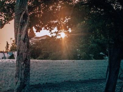 Granada Sunrise