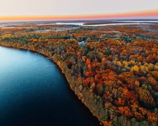 What to do in Wisconsin - Watch the Leaves