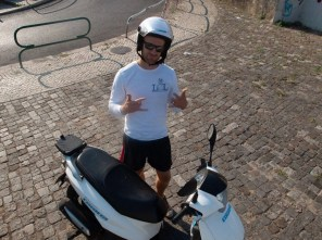 3 Day Guide to Lisbon - Rent a Scooter