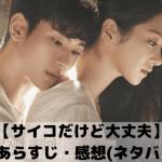 【サイコだけど大丈夫】14話あらすじ・感想(ネタバレあり)