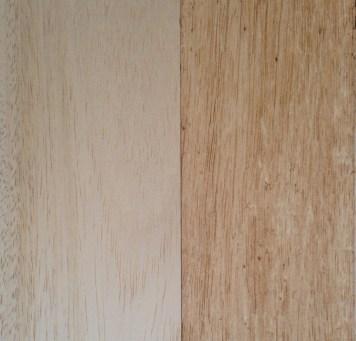 legno nuovo VS legno invecchiato