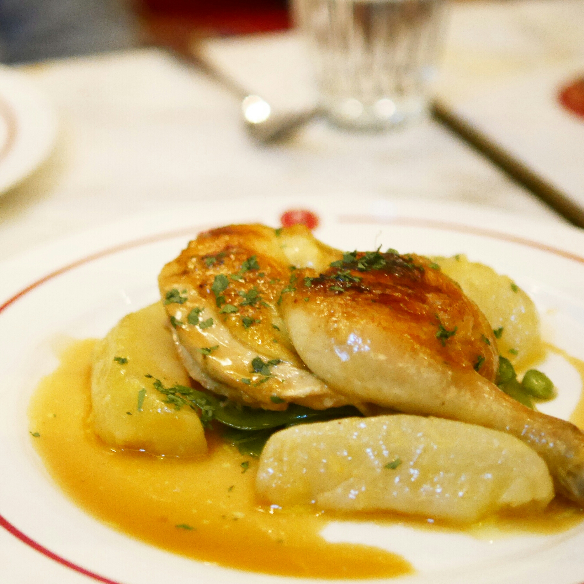 Plat du Jour: Affordable Casual French Food for Dinner