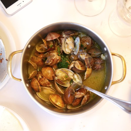 Ramiro, Lisbon - Clams