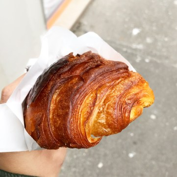 Pain au Chocolat Croissant Best French Bakery Frederic Cassel Fontainebleau France