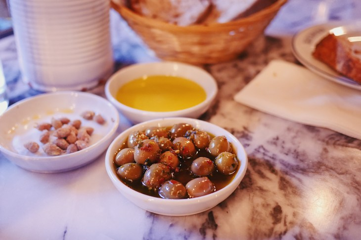 Bar Douro Portuguese Olives