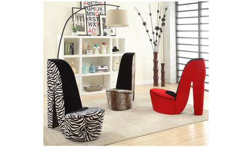 Home  Office Decor for the Fashionista